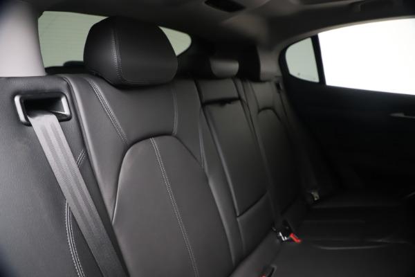 New 2019 Alfa Romeo Stelvio Ti Q4 for sale $51,840 at Rolls-Royce Motor Cars Greenwich in Greenwich CT 06830 26