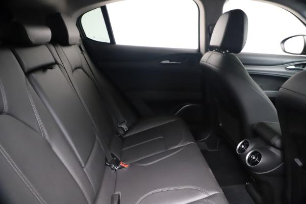 New 2019 Alfa Romeo Stelvio Ti Q4 for sale $51,840 at Rolls-Royce Motor Cars Greenwich in Greenwich CT 06830 27