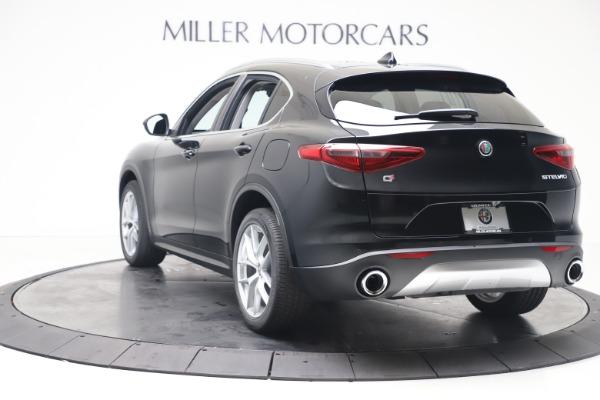 New 2019 Alfa Romeo Stelvio Ti Q4 for sale $51,840 at Rolls-Royce Motor Cars Greenwich in Greenwich CT 06830 5