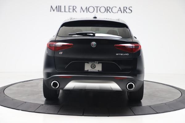 New 2019 Alfa Romeo Stelvio Ti Q4 for sale $51,840 at Rolls-Royce Motor Cars Greenwich in Greenwich CT 06830 6