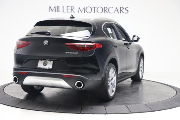 New 2019 Alfa Romeo Stelvio Ti Q4 for sale $51,840 at Rolls-Royce Motor Cars Greenwich in Greenwich CT 06830 7