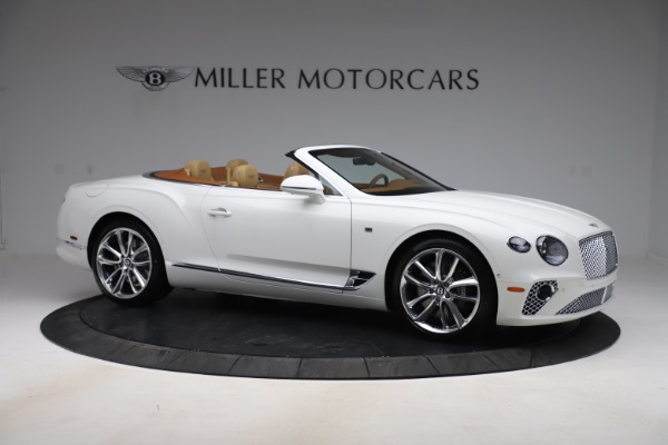 New 2020 Bentley Continental GTC V8 for sale $279,560 at Rolls-Royce Motor Cars Greenwich in Greenwich CT 06830 10