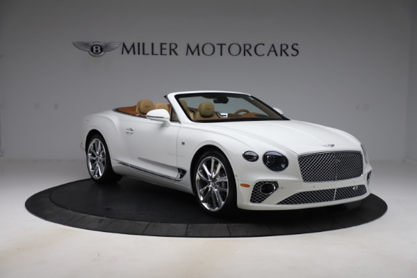 New 2020 Bentley Continental GTC V8 for sale $279,560 at Rolls-Royce Motor Cars Greenwich in Greenwich CT 06830 11