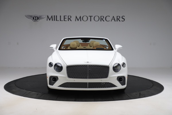 New 2020 Bentley Continental GTC V8 for sale $279,560 at Rolls-Royce Motor Cars Greenwich in Greenwich CT 06830 12