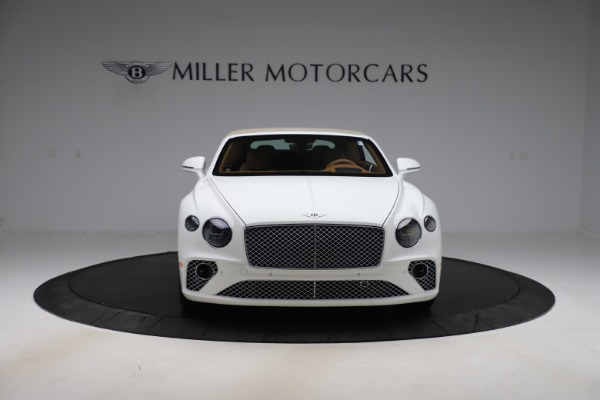 New 2020 Bentley Continental GTC V8 for sale $279,560 at Rolls-Royce Motor Cars Greenwich in Greenwich CT 06830 13