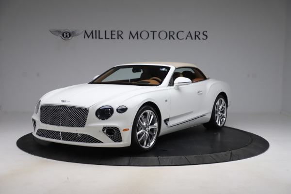 New 2020 Bentley Continental GTC V8 for sale $279,560 at Rolls-Royce Motor Cars Greenwich in Greenwich CT 06830 14