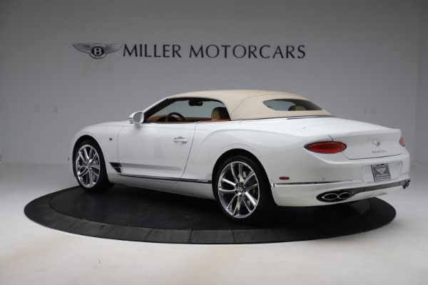 New 2020 Bentley Continental GTC V8 for sale $279,560 at Rolls-Royce Motor Cars Greenwich in Greenwich CT 06830 16