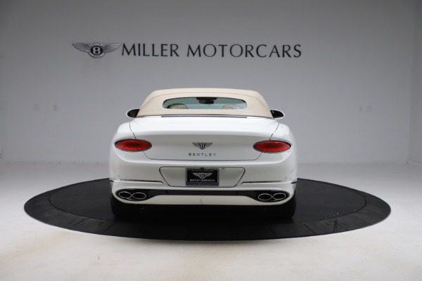 New 2020 Bentley Continental GTC V8 for sale $279,560 at Rolls-Royce Motor Cars Greenwich in Greenwich CT 06830 17
