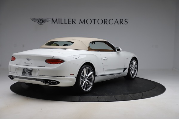 New 2020 Bentley Continental GTC V8 for sale $279,560 at Rolls-Royce Motor Cars Greenwich in Greenwich CT 06830 18