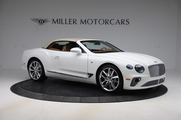 New 2020 Bentley Continental GTC V8 for sale $279,560 at Rolls-Royce Motor Cars Greenwich in Greenwich CT 06830 20
