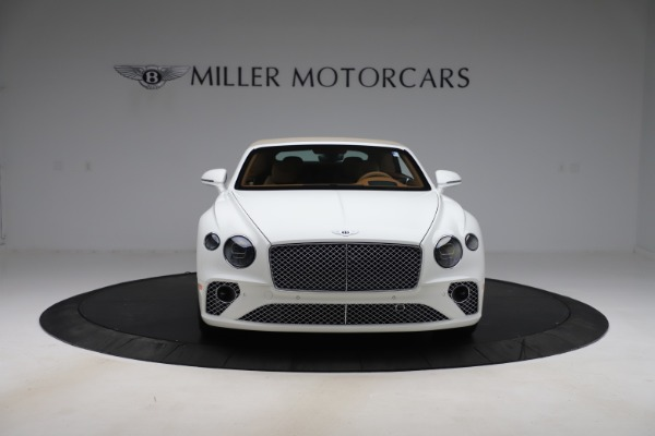 New 2020 Bentley Continental GTC V8 for sale $279,560 at Rolls-Royce Motor Cars Greenwich in Greenwich CT 06830 21