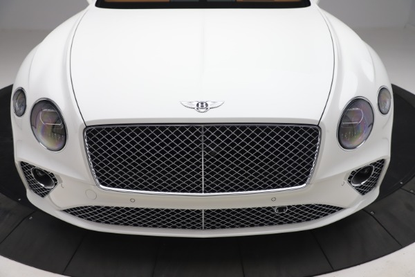 New 2020 Bentley Continental GTC V8 for sale $279,560 at Rolls-Royce Motor Cars Greenwich in Greenwich CT 06830 22