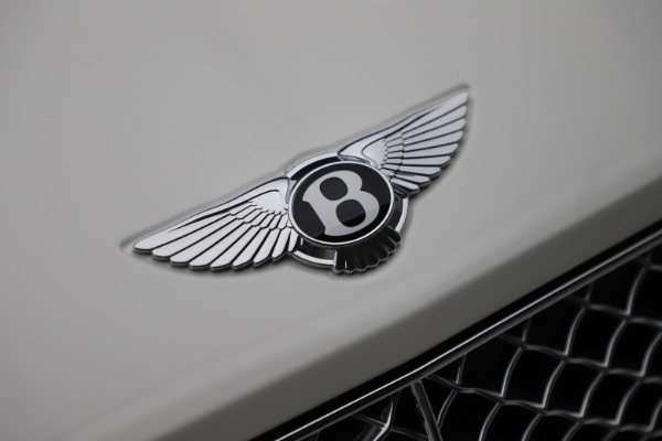 New 2020 Bentley Continental GTC V8 for sale $279,560 at Rolls-Royce Motor Cars Greenwich in Greenwich CT 06830 23