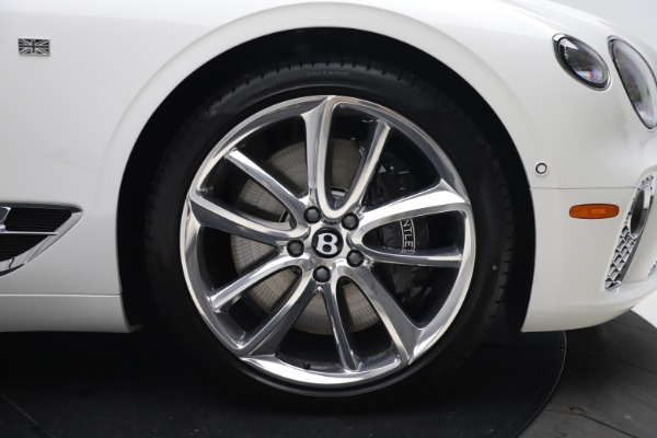 New 2020 Bentley Continental GTC V8 for sale $279,560 at Rolls-Royce Motor Cars Greenwich in Greenwich CT 06830 24
