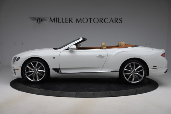New 2020 Bentley Continental GTC V8 for sale $279,560 at Rolls-Royce Motor Cars Greenwich in Greenwich CT 06830 3