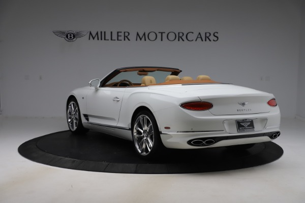 New 2020 Bentley Continental GTC V8 for sale $279,560 at Rolls-Royce Motor Cars Greenwich in Greenwich CT 06830 5
