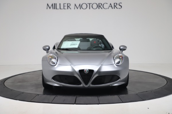 New 2020 Alfa Romeo 4C Spider for sale $78,795 at Rolls-Royce Motor Cars Greenwich in Greenwich CT 06830 11