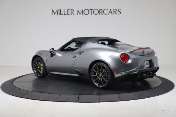 New 2020 Alfa Romeo 4C Spider for sale $78,795 at Rolls-Royce Motor Cars Greenwich in Greenwich CT 06830 14