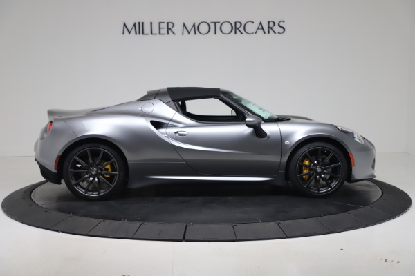 New 2020 Alfa Romeo 4C Spider for sale $78,795 at Rolls-Royce Motor Cars Greenwich in Greenwich CT 06830 17