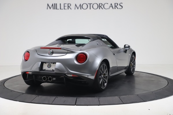 New 2020 Alfa Romeo 4C Spider for sale $78,795 at Rolls-Royce Motor Cars Greenwich in Greenwich CT 06830 7