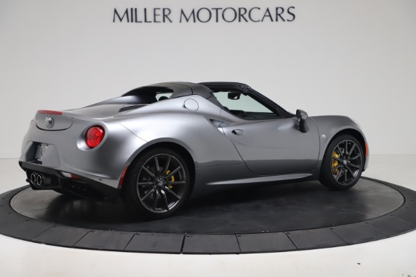 New 2020 Alfa Romeo 4C Spider for sale $78,795 at Rolls-Royce Motor Cars Greenwich in Greenwich CT 06830 8