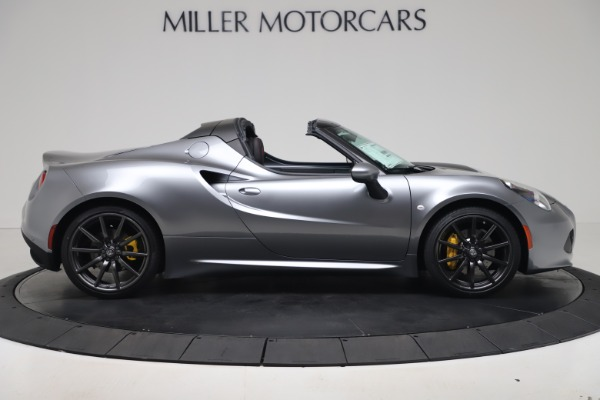 New 2020 Alfa Romeo 4C Spider for sale $78,795 at Rolls-Royce Motor Cars Greenwich in Greenwich CT 06830 9