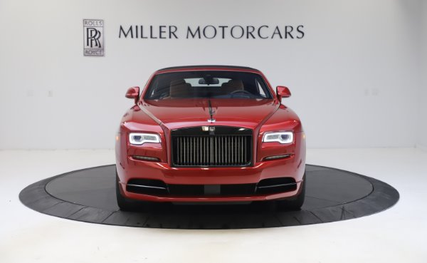 Used 2019 Rolls-Royce Dawn Black Badge for sale $349,900 at Rolls-Royce Motor Cars Greenwich in Greenwich CT 06830 10
