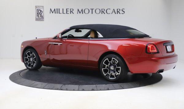 Used 2019 Rolls-Royce Dawn Black Badge for sale $349,900 at Rolls-Royce Motor Cars Greenwich in Greenwich CT 06830 13