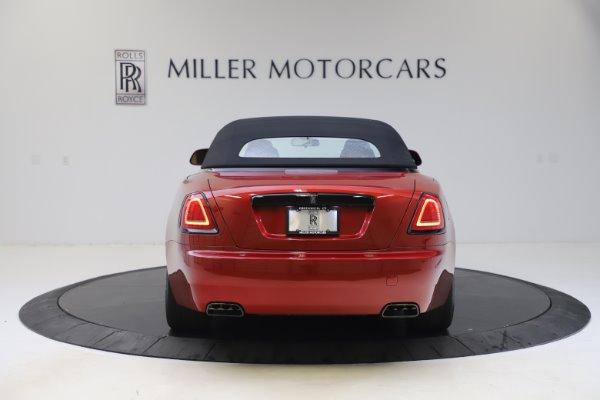 Used 2019 Rolls-Royce Dawn Black Badge for sale $349,900 at Rolls-Royce Motor Cars Greenwich in Greenwich CT 06830 14