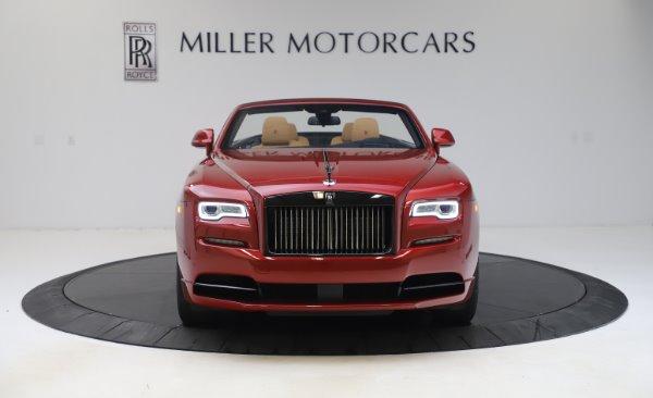 Used 2019 Rolls-Royce Dawn Black Badge for sale $349,900 at Rolls-Royce Motor Cars Greenwich in Greenwich CT 06830 2