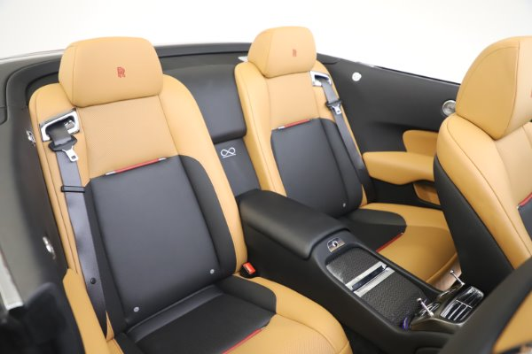 Used 2019 Rolls-Royce Dawn Black Badge for sale $349,900 at Rolls-Royce Motor Cars Greenwich in Greenwich CT 06830 22