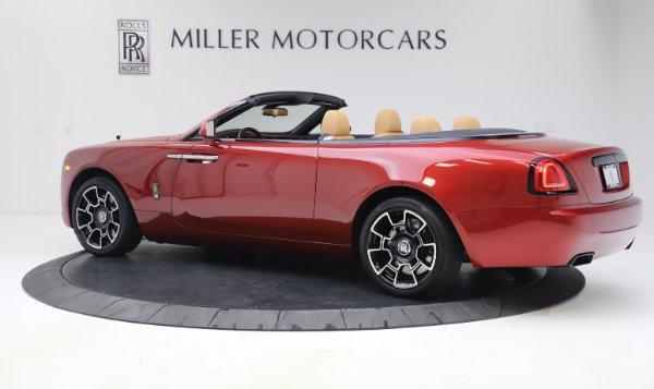Used 2019 Rolls-Royce Dawn Black Badge for sale $349,900 at Rolls-Royce Motor Cars Greenwich in Greenwich CT 06830 4