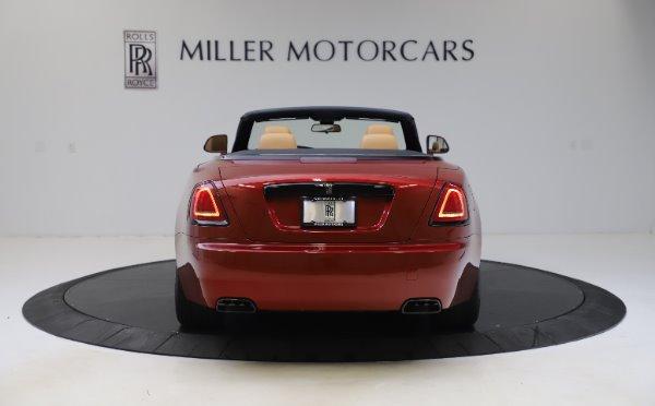 Used 2019 Rolls-Royce Dawn Black Badge for sale $349,900 at Rolls-Royce Motor Cars Greenwich in Greenwich CT 06830 5