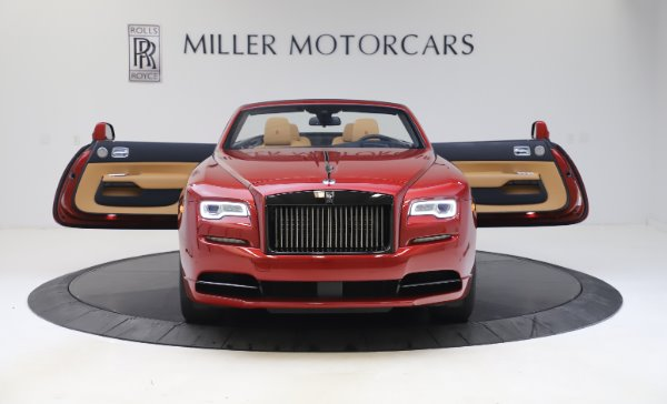 Used 2019 Rolls-Royce Dawn Black Badge for sale $349,900 at Rolls-Royce Motor Cars Greenwich in Greenwich CT 06830 9