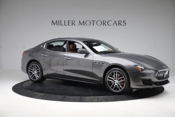 New 2020 Maserati Ghibli S Q4 for sale $86,285 at Rolls-Royce Motor Cars Greenwich in Greenwich CT 06830 10