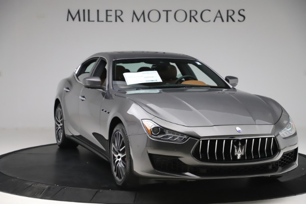 New 2020 Maserati Ghibli S Q4 for sale $86,285 at Rolls-Royce Motor Cars Greenwich in Greenwich CT 06830 11
