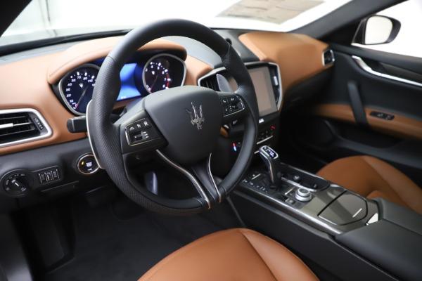New 2020 Maserati Ghibli S Q4 for sale $86,285 at Rolls-Royce Motor Cars Greenwich in Greenwich CT 06830 13
