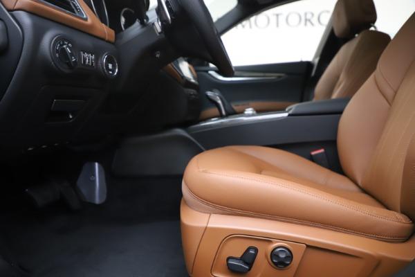 New 2020 Maserati Ghibli S Q4 for sale $86,285 at Rolls-Royce Motor Cars Greenwich in Greenwich CT 06830 14