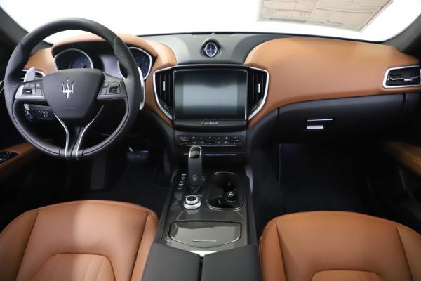New 2020 Maserati Ghibli S Q4 for sale $86,285 at Rolls-Royce Motor Cars Greenwich in Greenwich CT 06830 16