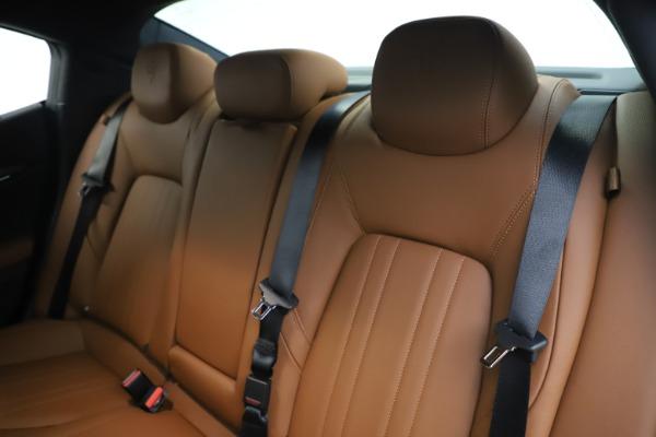 New 2020 Maserati Ghibli S Q4 for sale $86,285 at Rolls-Royce Motor Cars Greenwich in Greenwich CT 06830 18