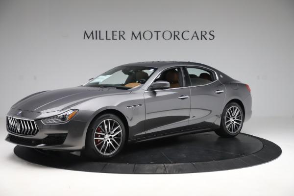 New 2020 Maserati Ghibli S Q4 for sale $86,285 at Rolls-Royce Motor Cars Greenwich in Greenwich CT 06830 2