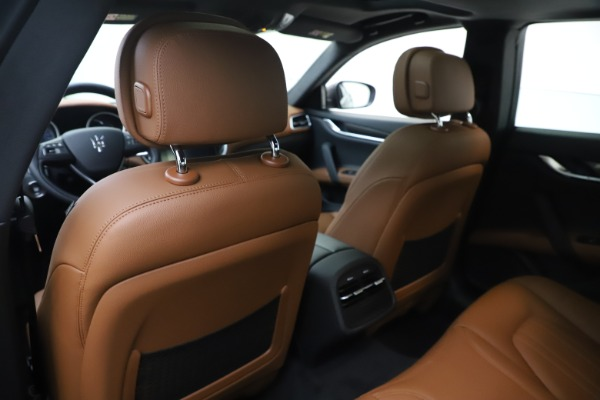 New 2020 Maserati Ghibli S Q4 for sale $86,285 at Rolls-Royce Motor Cars Greenwich in Greenwich CT 06830 20