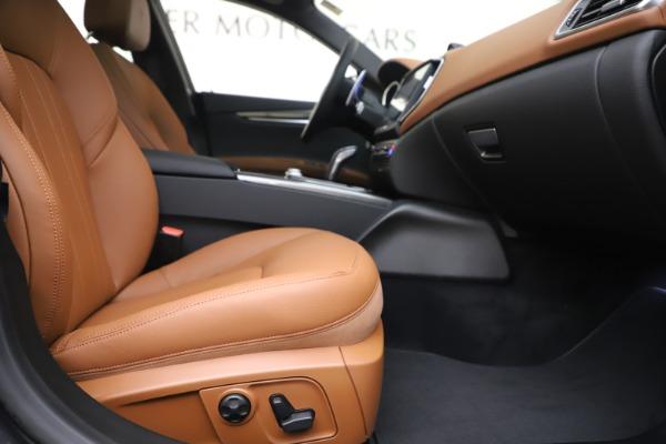 New 2020 Maserati Ghibli S Q4 for sale $86,285 at Rolls-Royce Motor Cars Greenwich in Greenwich CT 06830 23