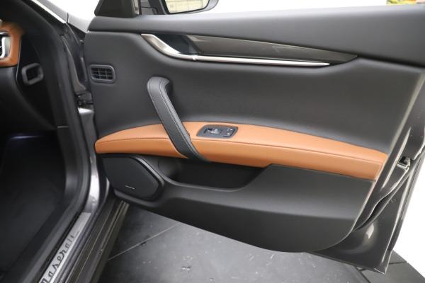 New 2020 Maserati Ghibli S Q4 for sale $86,285 at Rolls-Royce Motor Cars Greenwich in Greenwich CT 06830 25