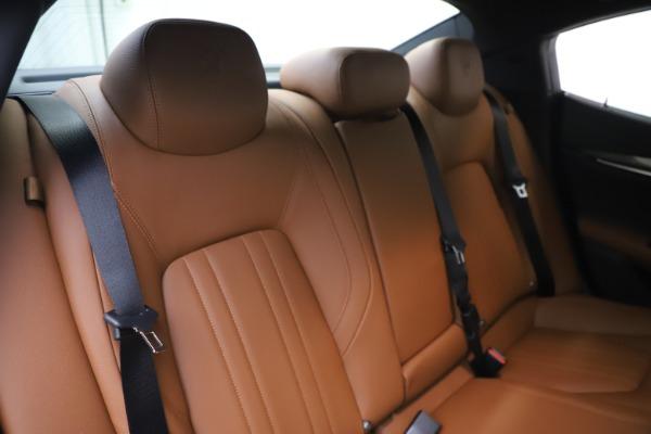 New 2020 Maserati Ghibli S Q4 for sale $86,285 at Rolls-Royce Motor Cars Greenwich in Greenwich CT 06830 26