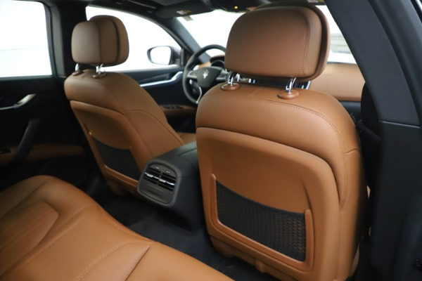 New 2020 Maserati Ghibli S Q4 for sale $86,285 at Rolls-Royce Motor Cars Greenwich in Greenwich CT 06830 28