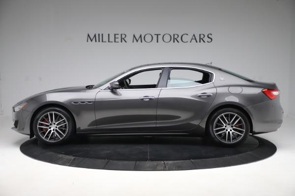 New 2020 Maserati Ghibli S Q4 for sale $86,285 at Rolls-Royce Motor Cars Greenwich in Greenwich CT 06830 3