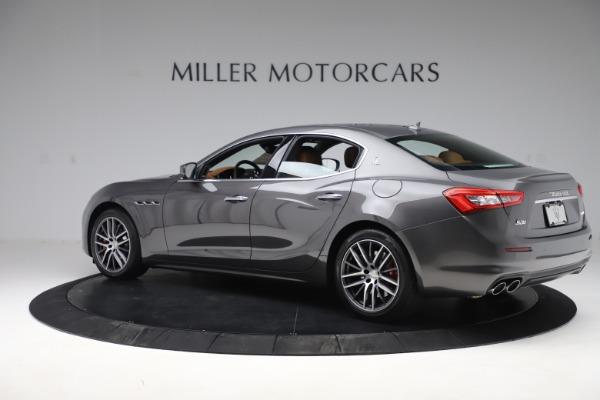 New 2020 Maserati Ghibli S Q4 for sale $86,285 at Rolls-Royce Motor Cars Greenwich in Greenwich CT 06830 4