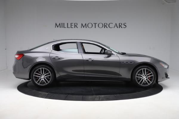 New 2020 Maserati Ghibli S Q4 for sale $86,285 at Rolls-Royce Motor Cars Greenwich in Greenwich CT 06830 9