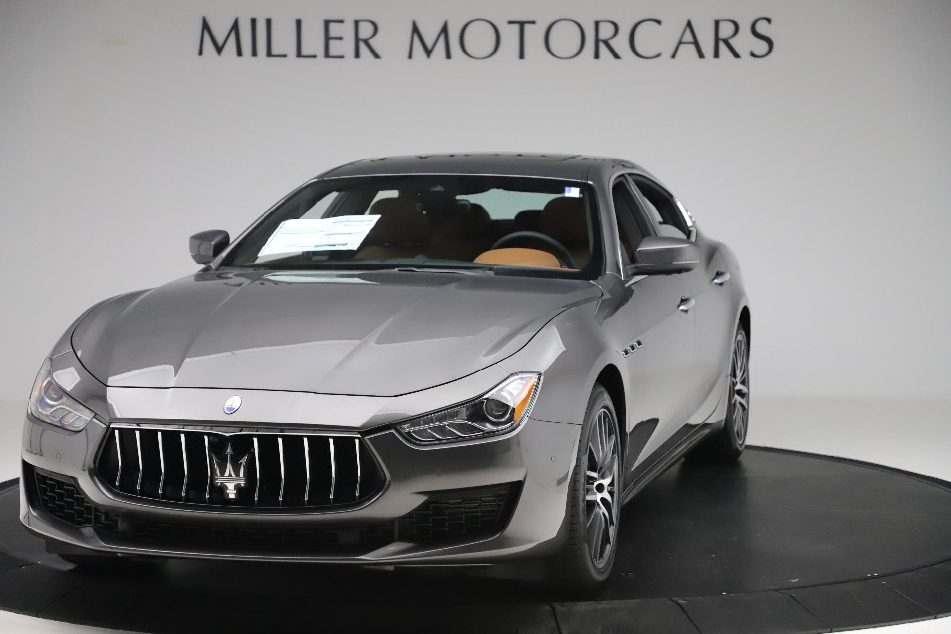 New 2020 Maserati Ghibli S Q4 for sale $86,285 at Rolls-Royce Motor Cars Greenwich in Greenwich CT 06830 1